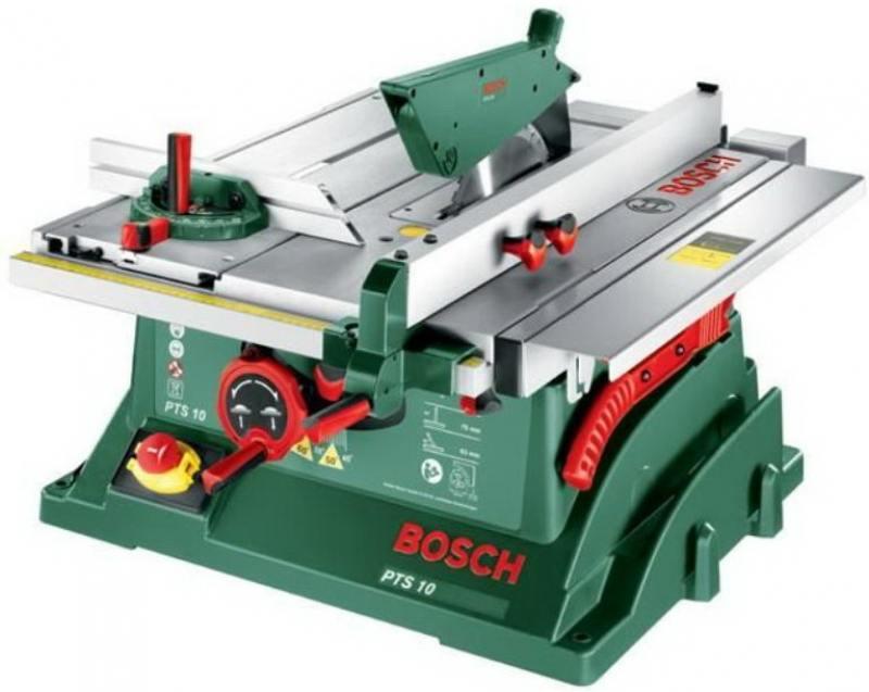 Дисковая пила Bosch PTS 10 цена 2017
