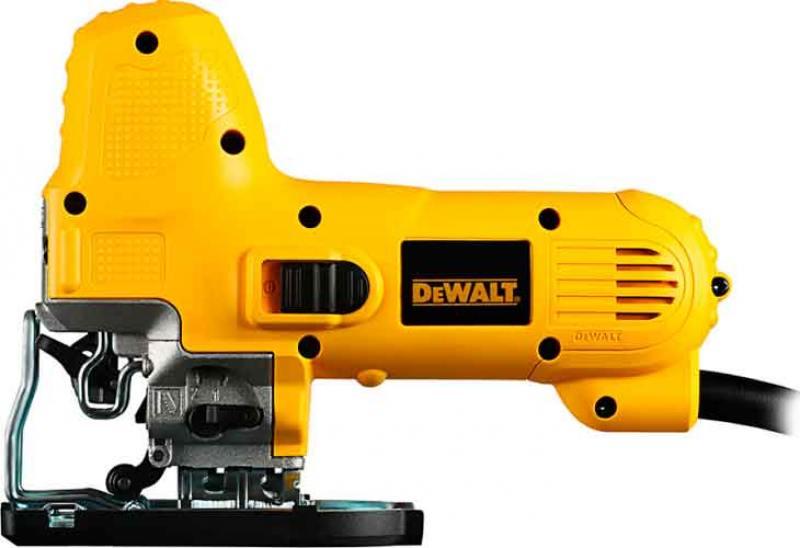 Лобзик DeWalt DW 343 K 550Вт лобзик ryobi rjs1050 k 3002219
