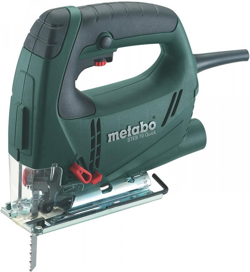 Лобзик Metabo STEB 70 Quick 570Вт 601040500 цена
