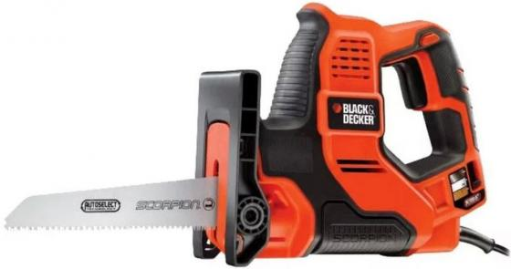 Сабельная пила Black & Decker RS890K-QS 500Вт