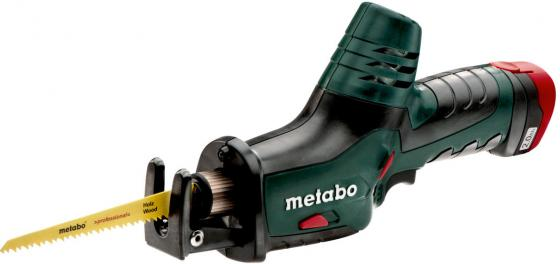 Сабельная пила Metabo Powermaxx ASE 10,8 602264500 настольная пила metabo ts 254 600668000
