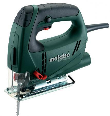 Лобзик Metabo STEB 80 Quick 590Вт 601041500 цена