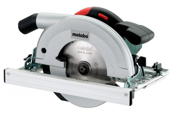 Дисковая пила Metabo KSE 68 PLUS 1600Вт 190мм 600545000 metabo 68 plus
