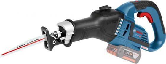 Сабельная пила Bosch GSA 18V-32 18Вт аккум. 2500ход/мин набор bosch ножовка gsa 18v 32 0 601 6a8 102 адаптер gaa 18v 24