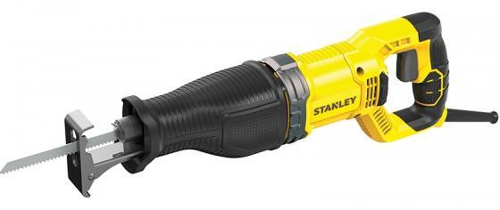 Пила сабельная STANLEY SPT900-RU 900Вт 0-3200 ход/мин ход 28мм бесключевая фиксация пилки 3.2кг пила сабельная пс 900э 850 вт ход пилки 26 8 мм elitech
