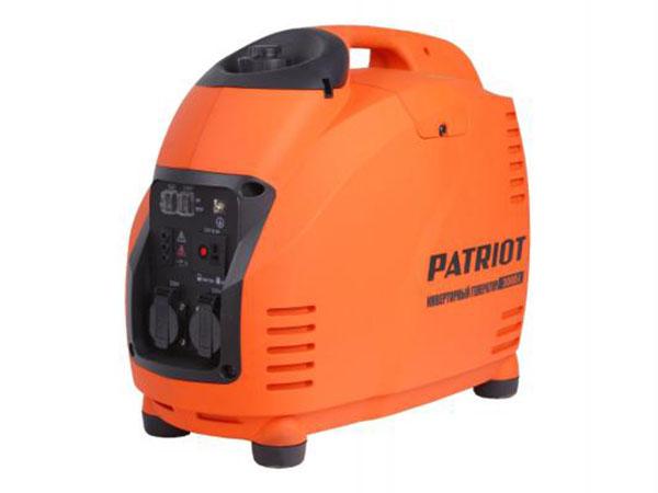 Генератор Patriot 3000i бензиновый/инверторный  генератор бензиновый patriot 3000i