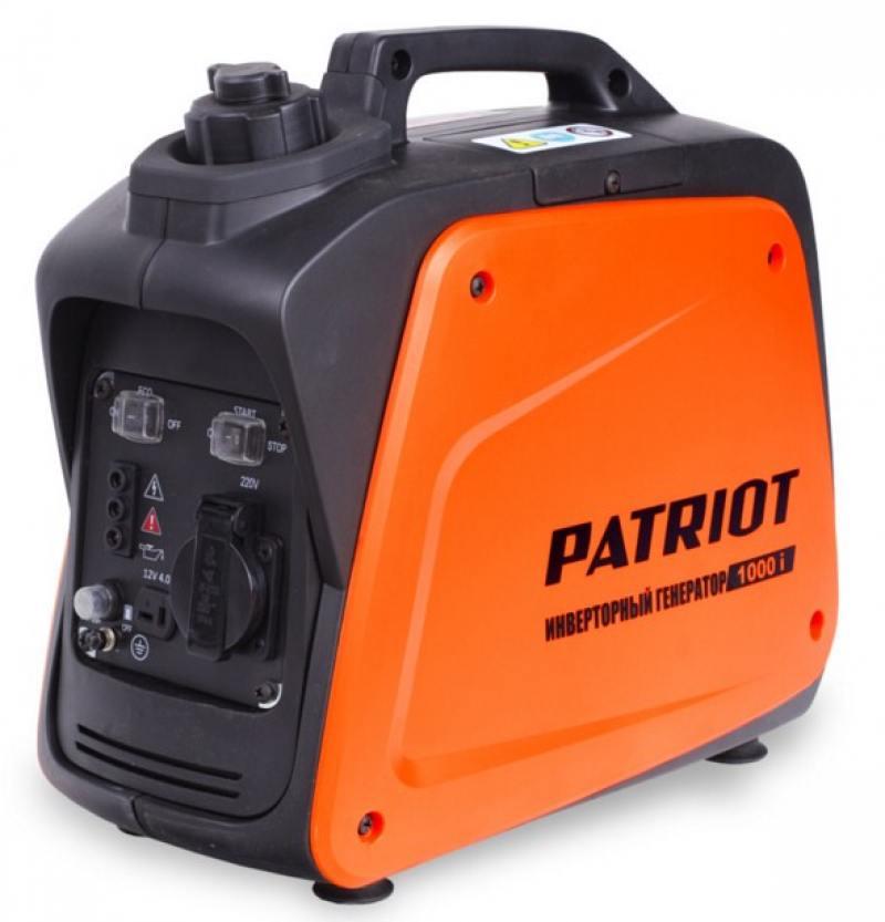 Генератор Patriot 1000i бензиновый