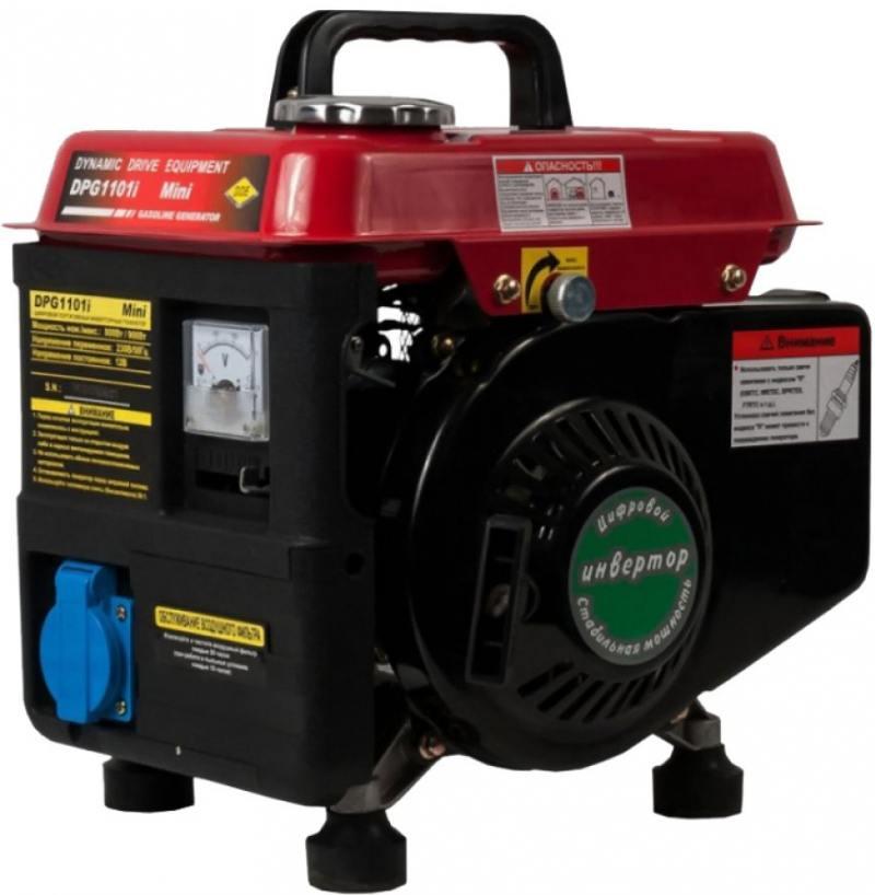 Генератор DDE DPG1101i бензиновый 2.6 л