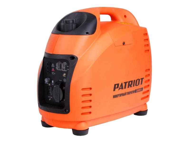 Генератор Patriot 2000i бензиновый/инверторный генератор бензиновый инверторный patriot gp 3000i page 3