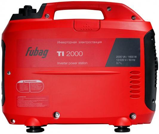 Электростанция цифровая TI 2000 электрогенератор fubag ti 700