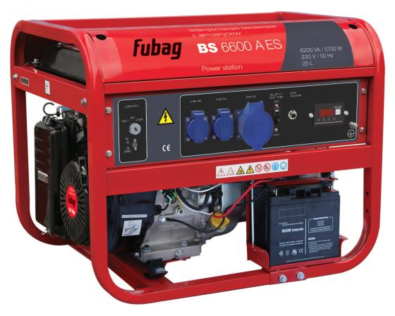 все цены на Электростанция бензиновая с электростартером и коннектором автоматики BS 6600 A ES