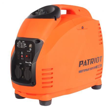 Генератор инверторный PATRIOT 2700i генератор инверторный patriot 3000i