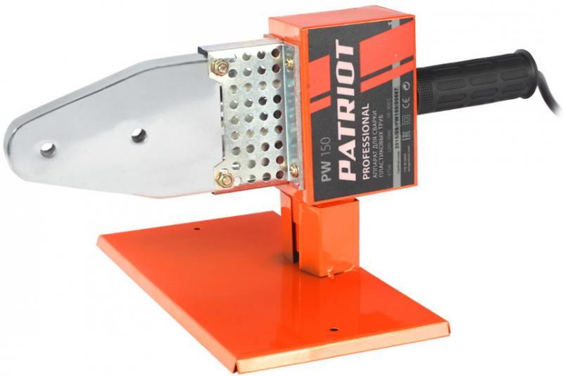 Аппарат сварочный Patriot PW 150 для сварки пластиковых труб аппарат точечной сварки dn 10