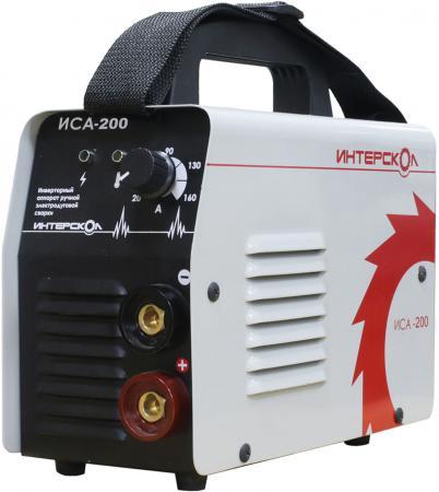 Аппарат сварочный Интерскол ИСА-200 от OLDI