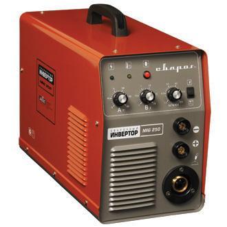 Сварочный полуавтомат СВАРОГ MIG 250 (J46) 220В 10-250/30-250А 12.6кВА 0.6/0.8/0.9/1.0мм ПВ60% 24кг сварочный полуавтомат сварог mig 250f j33
