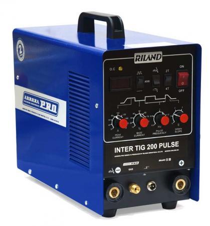 Инвертор сварочный AURORA PRO INTER TIG 200 PULSE Mosfet 6.2кВт 220В TIG/MMA 10-200А 2pcs lme49830tb lme49830 mono high fidelity 200 volt mosfet power amplifier
