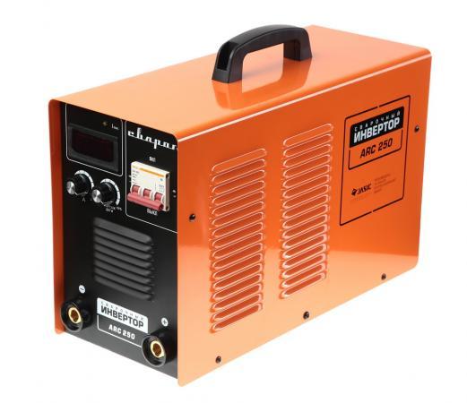 Инвертор сварочный СВАРОГ ARC 250 (R06) 7.5кВА 380В ММА 20-225А 1.6-5.0мм