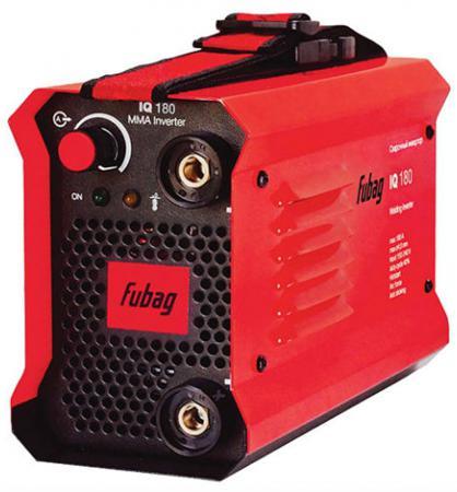 Аппарат сварочный Fubag IQ 180 инверторный 68 320 сварочный аппарат инверторный fubag ir 160