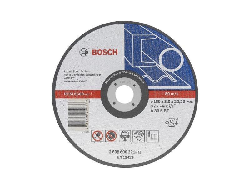 Отрезной круг Bosch 125х2.5мм по металлу