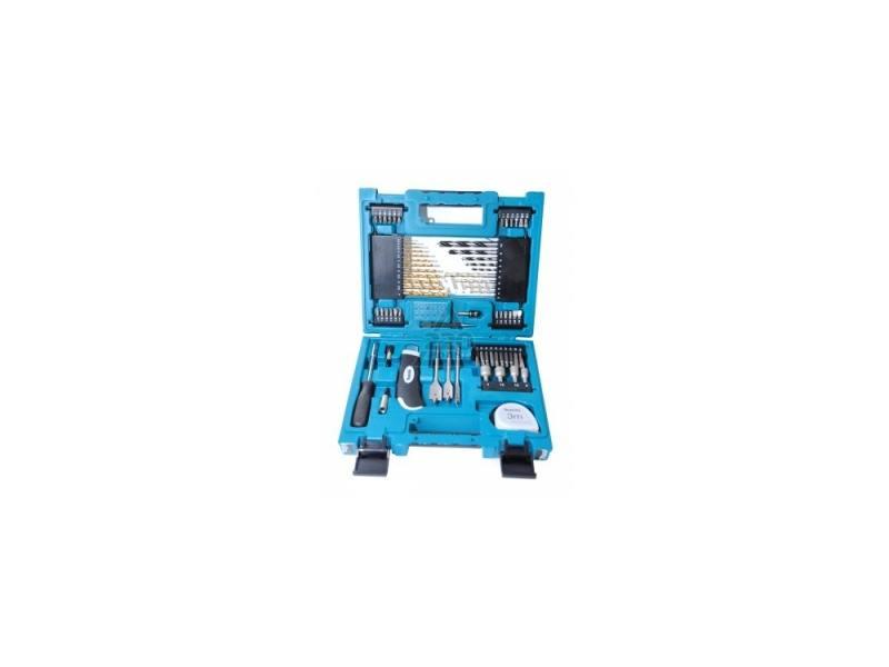 Набор инструментов Makita D-33691 71 предмет набор аккумуляторных инструментов makita tm30dz