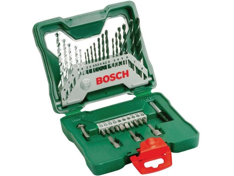 Набор бит и сверел Bosch X-Line-33 55200054 bosch x line 15 2607019579