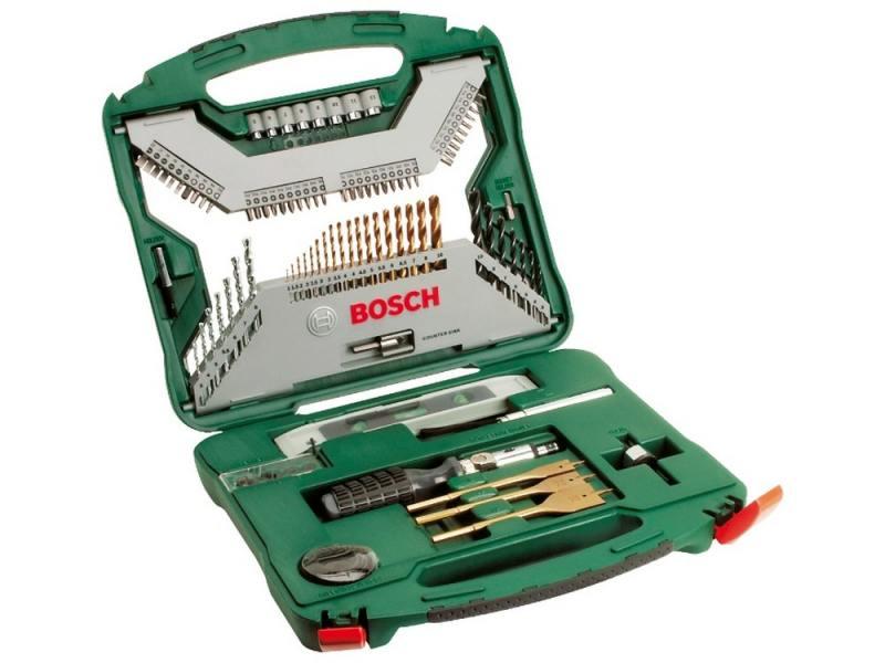 Набор инструментов Bosch X-Line-100 100шт
