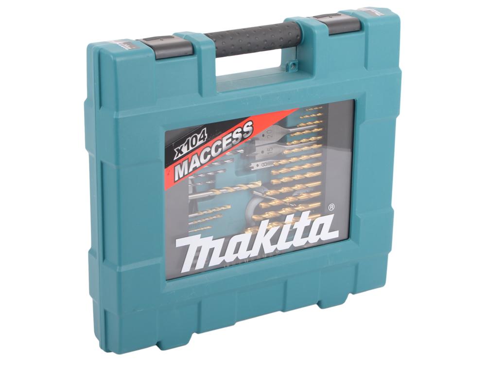 Набор инструментов Makita D-31778 104 предмета