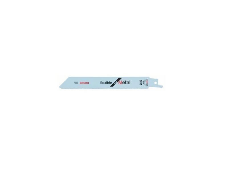 Набор пилок для сабельных пил Bosch S922 EF 2шт 2608656038