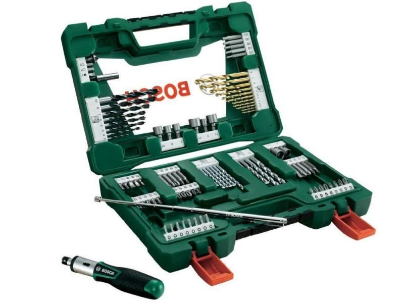 Набор сверел Bosch V-line 91шт 2607017195