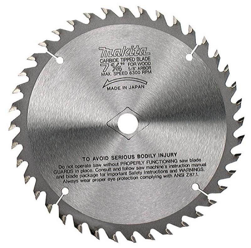 Пильный диск Makita 15.88х2.3мм 60зуб по дереву B-29284 диск пильный makita 305х25 4мм 100зубьев b 35380