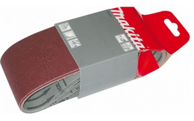 Лента шлифовальная Makita P-36924 100х610мм К120 5 шт шлифовальная лента 76х457 мм к40 80 120 3 шт makita p 37166