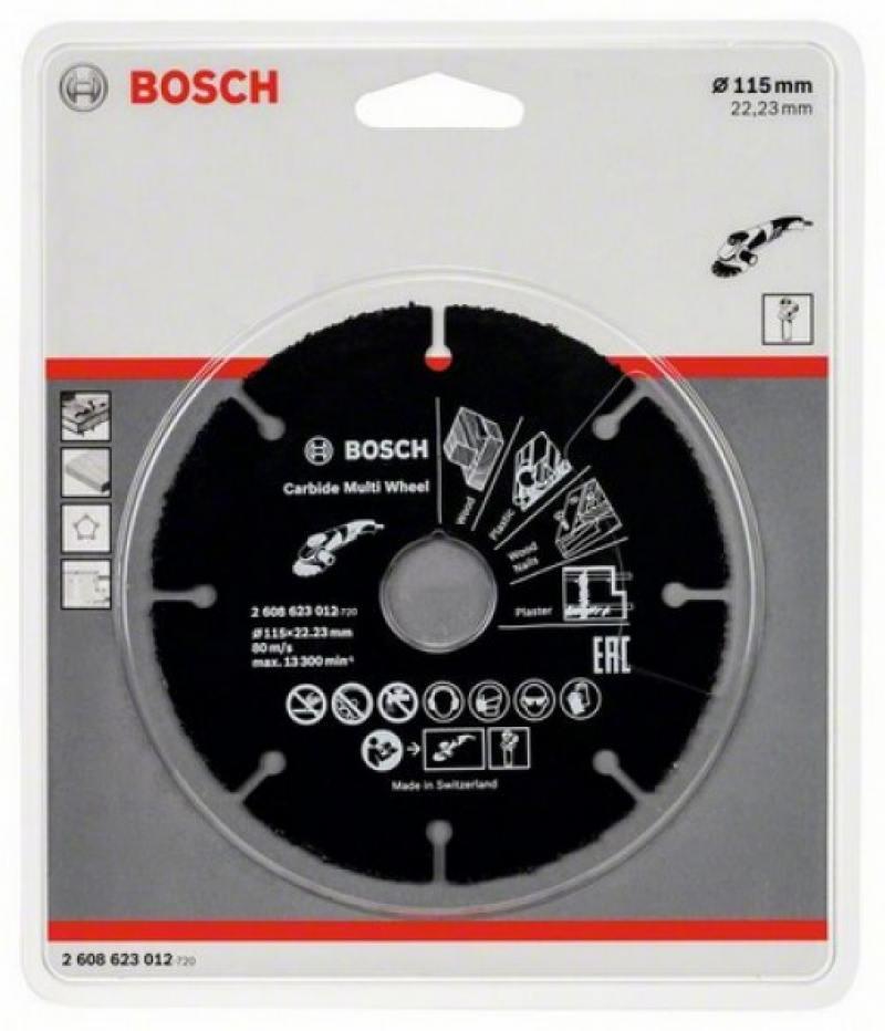 Отрезной круг Bosch 300х25.4мм 2608623012 по дереву круг отрезной по дереву bosch профи 125х22х1 мм