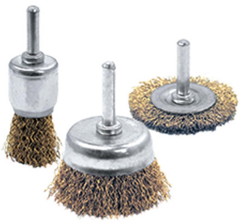 Набор зачистных щеток ZIPOWER PM 4232 набор ключей комбинированных stayer master 27085 h6