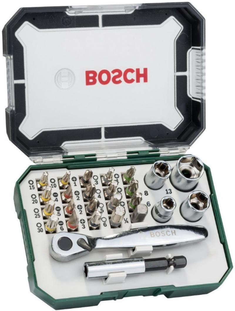 Набор бит Bosch PromoLine 26шт 2607017322