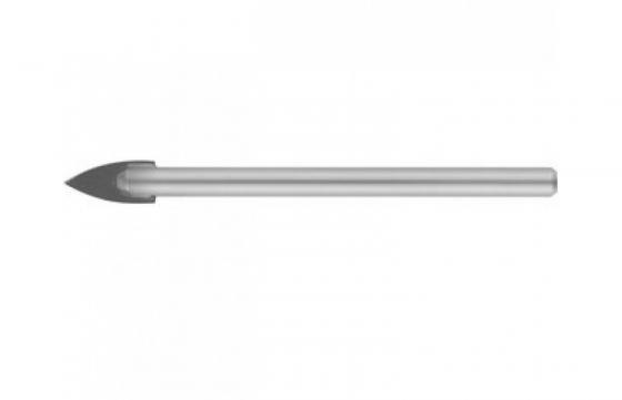 Сверло Stayer Master по керамике и стеклу с двумя режущими лезвиями d=6 мм 2986-06 сверло по плитке stayer master 2986 06