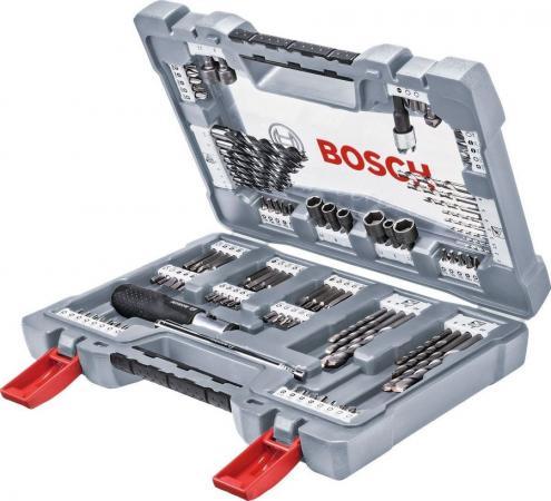 Набор бит Bosch Premium 105шт 2608P00236 bosch premium set 105 2608p00236