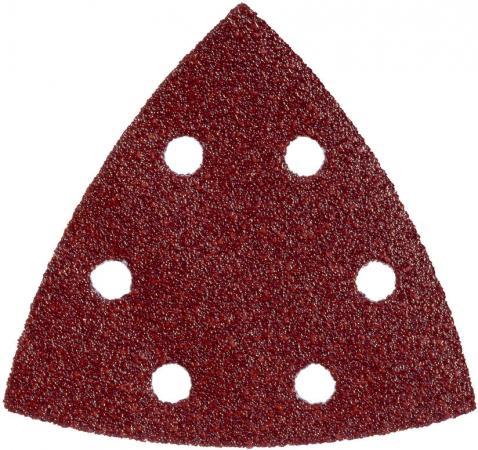 Лист шлифовальный Metabo Дельта зерно 120 25шт 624984000 кольца кюз дельта 114454 d