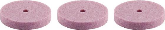 Круг шлифовальный STAYER 29917-H3 карбид кремния d18.7мм P180 3шт.