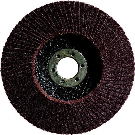 Круг Лепестковый Торцевой (КЛТ) BOSCH 2608603717 standard or metal прямое 125мм К60