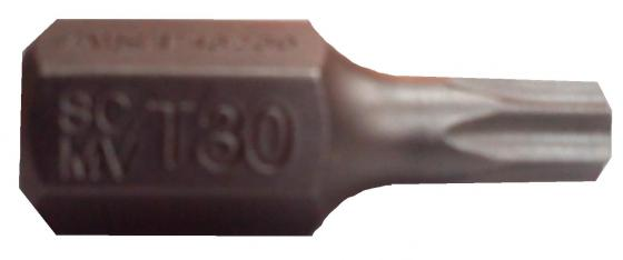Бита AIST 1323030TT TORX с отверстием под штифт ТT30 10мм L=30мм S2, 1 шт бита aist 240103z