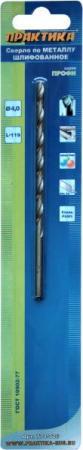Сверло по металлу ПРАКТИКА 774-726 4.0х110мм удлиненное, в блистере сверло по металлу практика 774 719 3 5х112мм удлиненное