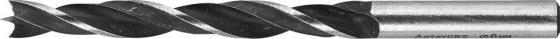 Сверло по дереву STAYER PROFI 2942-090-06_z01 спиральное с М-образной заточкой 6х90мм 1шт. ножовка stayer profi cobra gx900 1514 35 z02