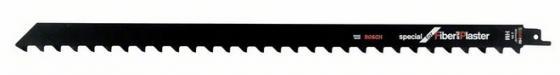 Полотно для сабельной пилы BOSCH S 2041 HM (2.608.650.975) кирпич/стеклопластик, 400мм, HM, 2зуб/дю цена