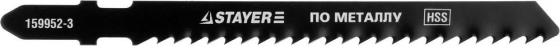 Пилки для лобзика STAYER PROFI 159952-3_z01 HSS по мягкому металлу 3-15мм EU-хвост. 2шт. пилки для лобзика stayer profi 15990 4 z01