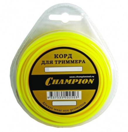 Корд трим. CHAMPION C5001 Round 2.0мм 60м круглый
