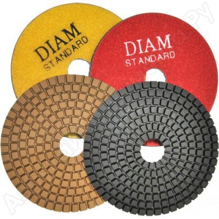 Круг шлифовальный DIAM АГШК 100x2.0 №200 Extra Line сухой