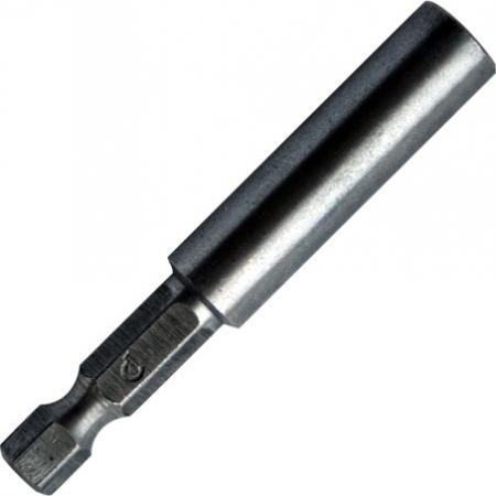 Держатель для бит ПРАКТИКА 036-605 цельнолитой 60мм, блистер набор бит практика 036 568 6шт