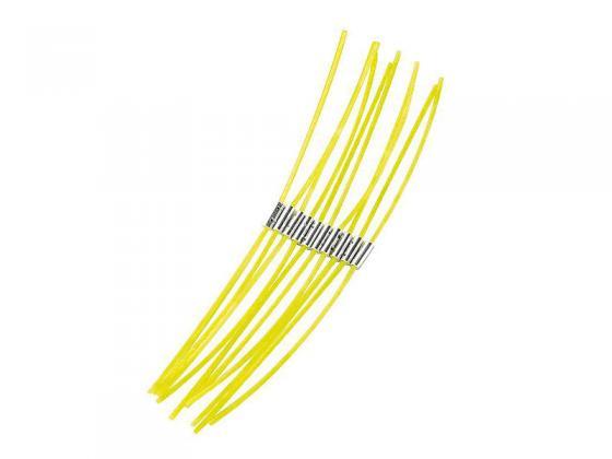 Леска для триммеров BOSCH F016800174 для ART Combitrim 23 10шт леска для триммеров bosch combi easy f016800176