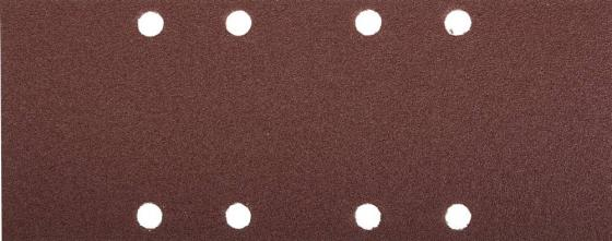 Лист шлифовальный ЗУБР 35591-120 МАСТЕР на зажимах 8отверстий по краю для ПШМ P120 93х230мм 5шт. лист шлифовальный интерскол для пшм 32 130 85 55x140мм к100 5шт 2085714010001