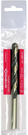 Сверло Интерскол Pro 2.5x57/30 по металлу 2шт 0304 020
